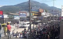 Xe tải gây tai nạn thảm khốc ở Lâm Đồng, 5 người chết tại chỗ