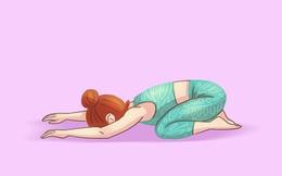 9 bài tập vô cùng dễ tập theo giúp bạn thoát khỏi đau lưng dưới rất nhanh