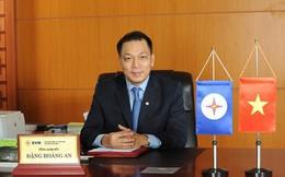 TGĐ Tập đoàn EVN vừa được bổ nhiệm làm Thứ trưởng Bộ Công thương