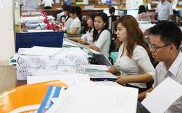Tiền lương giữa khối hành chính và doanh nghiệp chênh nhau 2-3 lần