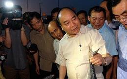 Thủ tướng mua cá của ngư dân Quảng Trị