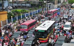 Lãnh đạo sở, ngành Hà Nội nói gì về tình trạng ùn tắc nội đô?