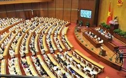 Quốc hội kỳ này sẽ thông qua những luật nào?