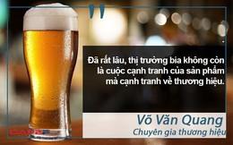 Thị trường bia Việt khó nhằn, nhiều đại gia tháo chạy