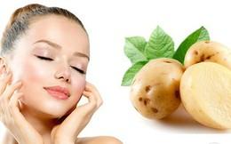 11 công dụng hữu hiệu đáng kinh ngạc của khoai tây có thể bạn chưa bao giờ biết