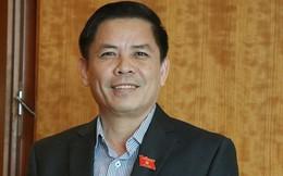 Bộ trưởng GTVT Nguyễn Văn Thể lần đầu ngồi 'ghế nóng' trả lời chất vấn