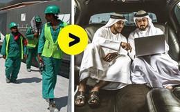 """Đằng sau xa hoa dát vàng là 7 sự thật """"không thể ngờ"""" về thiên đường Dubai"""
