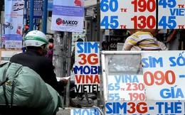 Choáng váng: Giá SIM đẹp 11 số trước ngày chuyển đổi tăng gấp hàng chục lần