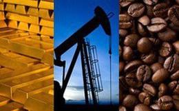 Thị trường hàng hóa ngày 31/5: Dầu, vàng, cà phê, đường tăng giá mạnh trong khi đồng xuống mức thấp nhất 3 tuần