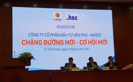 """Văn Phú Invest (VPI) nắm giữ quỹ đất lớn chỉ việc """"mang ra chế biến"""", đảm bảo duy trì ROE từ 25-30%"""