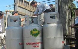 Gas tăng 18.000 đồng/bình