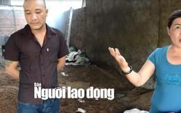 Bắt tạm giam 5 người trong vụ trộn tạp chất nhuộm pin vào hồ tiêu