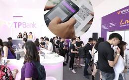 """TPBank đưa """"Ngân hàng tương lai"""" đến sự kiện Nex Music Festival"""