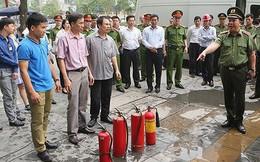 Hà Nội ra 'tối hậu thư' yêu cầu khắc phục tồn tại về PCCC trước ngày 30/6