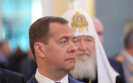 Tổng thống Vladimir Putin đề cử ông Medvedev làm Thủ tướng Nga