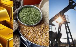 Thị trường hàng hóa ngày 8/5: Giá dầu, cao su và kim loại cơ bản tăng mạnh trong khi vàng, cà phê và đường giảm