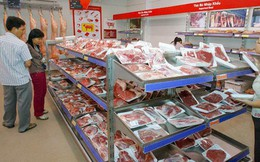 Thịt trâu, bò nhập khẩu chỉ 105.000 đồng/kg, rẻ bằng 1/3 thịt nội