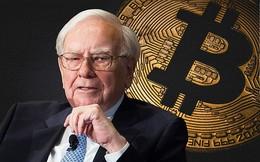 "Bitcoin mất gần 10% giá trị sau khi bị Warren Buffett gọi là ""thuốc chuột"""