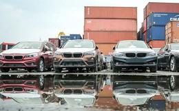 118 container chứa xe BMW vô thừa nhận ở cảng hơn 1 năm