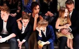 Nổi tiếng, giàu có nhưng cặp vợ chồng Victoria - Beckham vẫn có những nguyên tắc dạy con khắt khe đến kinh ngạc
