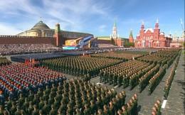 Nga diễu binh hoành tráng mừng Chiến thắng Phát xít trên Quảng trường Đỏ