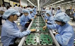 Đầu năm 2018, ngành sản xuất Việt Nam đón tin vui