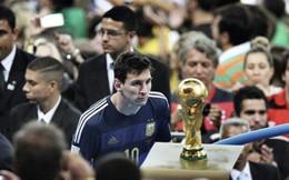 Bóng đá vẫn còn nợ Messi chiếc Cúp vàng thế giới