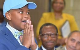Kỳ tích: Thần đồng 11 tuổi nhận học bổng toàn phần của đại học hàng đầu nước Mỹ