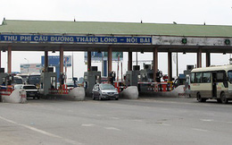 Khó dỡ bỏ trạm BOT Bắc Thăng Long - Nội Bài