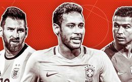 Chi tiết lịch phát sóng 64 trận đấu World Cup 2018 trên các kênh VTV