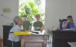 Chính thức thi hành án tù với ông Nguyễn Khắc Thuỷ dâm ô