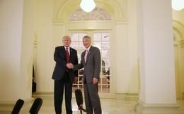 Tổng thống Trump khen Singapore chuyên nghiệp, nhận định tích cực về thượng đỉnh Mỹ-Triều