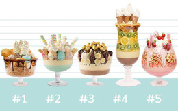 Ở Bangkok có loại kem mà chỉ hội con nhà giàu mới có đủ tiền để ăn