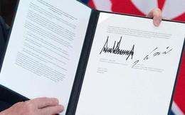 Toàn bộ nội dung thoả thuận chung vừa được ký kết giữa Mỹ và Triều Tiên