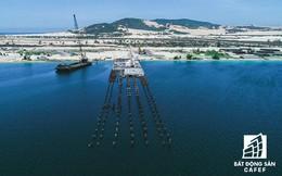 """Công văn khẩn của Khánh Hòa rà soát lại """"lệnh"""" tạm dừng giao dịch đất Bắc Vân Phong"""