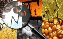 Thị trường hàng hóa ngày 15/6: Vàng tăng giá mạnh, thép tăng ngày thứ 3 trong khi cao su thấp nhất 10 tuần