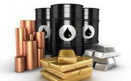Thị trường hàng hóa ngày 16/6: Dầu, vàng giảm mạnh trong khi thép cao nhất 9 tháng rưỡi