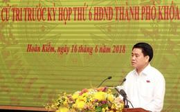 Chủ tịch Hà Nội: Xây nhà cao tầng là xu hướng tất yếu