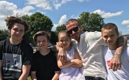 Tâm sự chân thành David Beckham nhân ngày của cha: Làm bố là điều có ý nghĩa nhất cuộc đời tôi