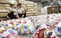 Trung Quốc: Bắt giữ hàng triệu món hàng nhái, hàng giả liên quan tới World Cup
