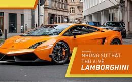[Photo Story] 10 điểm thú vị ai cũng cần biết về Lamborghini