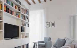 Thiết kế căn hộ theo phong cách hiện đại
