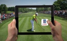 PGA Tour chính thức bắt tay với Facebook phát sóng các giải đấu golf