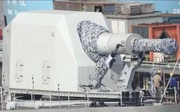 Hải quân Trung Quốc sắp có hỏa pháo mạnh nhất thế giới