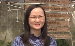"""[BizSTORY] Nguyễn Thị Quỳnh Viên và hành trình gây dựng thương hiệu rau xanh """"6 không"""""""