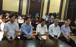 Phiên toà chiều 25/6: Nguyên phó thống đốc Đặng Thanh Bình nói cáo trạng đã truy tố không đúng