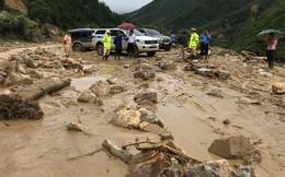 22 người chết và mất tích trong trận mưa lũ lịch sử ở Lai Châu