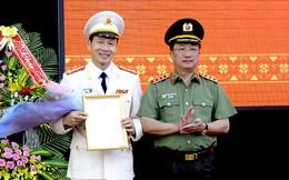 Bộ Công an điều động, bổ nhiệm nhiều cán bộ cao cấp