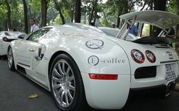 Dàn siêu xe Bugatti, Lamborghini trong Hành trình từ trái tim sẽ ra tới miền Bắc ngày 10/7