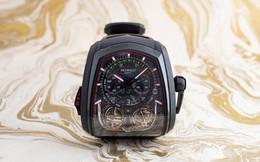 832 mảnh ghép với 75 viên đá quý, chiếc đồng hồ Jab & Co trị giá 530.000 USD là minh chứng cho một đẳng cấp xa xỉ mới
